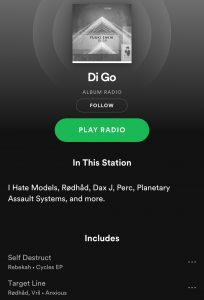 Di Go Spotify
